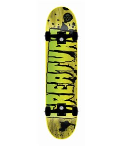 Creature Logo Stain SM Powerply Skateboard Complete