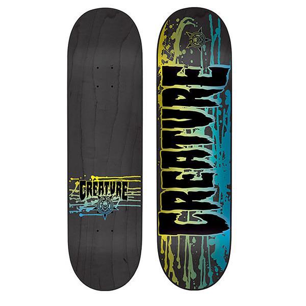 Creature Reverse Stain LG Skateboard