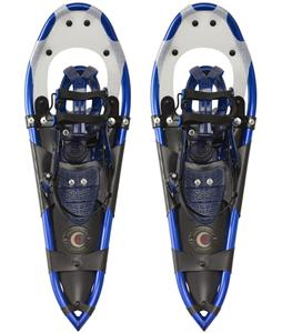 Crescent Moon Gold Series 9 Mountain Hiking Snowshoes Blue 27