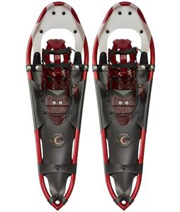Crescent Moon Gold Series 10 Backcountry Snowshoes Red 32