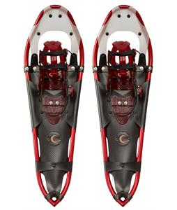 Crescent Moon Gold Series 13 Trail Snowshoes Red 24.5