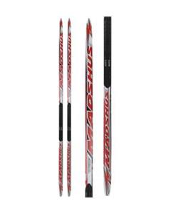 Madshus Nanosonic Carbon XC Skis w/ Rossignol Touring Bindings