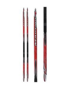 Madshus Nano Carbon XC Skis w/ Rossignol Touring Bindings