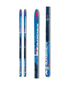 Madshus Glittertind MGV+ XC Skis w/ Rossignol Basic Bindings