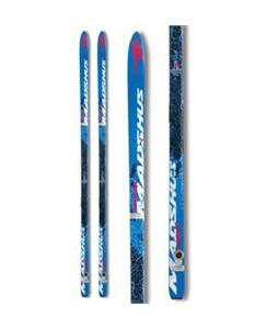 Madshus Glittertind Wax XC Skis w/ Rossignol Basic Bindings