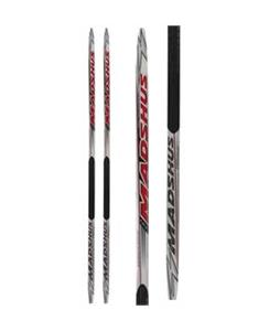 Madshus Intrasonic Classic XC Skis w/ Rossignol Touring Bindings