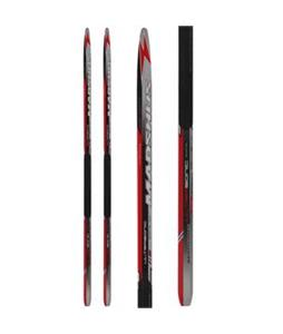 Madshus Ultrasonic Skate Jr XC Skis w/ Rossignol Performance Skate Bindings