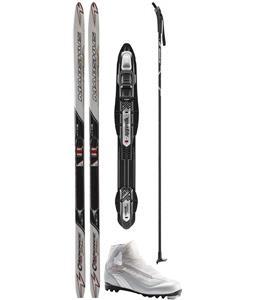 Madshus Cadence 90 Classic XC Ski Package