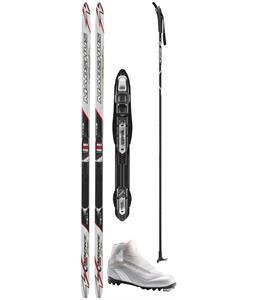 Madshus Cadence 100 Classic XC Ski Package