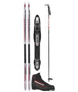 Madshus Terrasonic Classic XC Ski Package