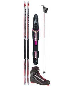 Madshus Terrasonic Skate XC Ski Package