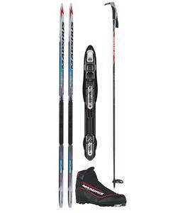 Madshus Megasonic Classic XC Ski Package