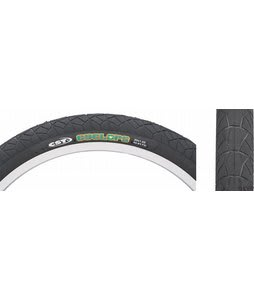 CST Cyclops Pro Tire 20X1.95 Black Steel Bead
