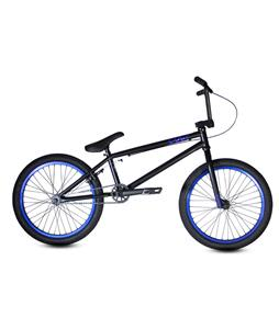 Cult CC01 BMX Bike Black/Blue 20In