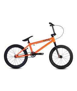 Cult Juvi BMX Bike Orange 18In