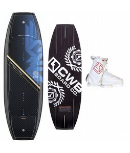 CWB Absolute Platinum Wakeboard 141 w/ Zeus Bindings