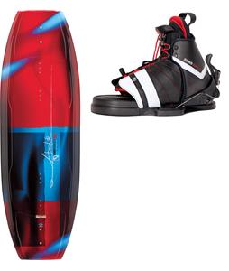 CWB Absolute Wakeboard 135 w/ Edge Bindings
