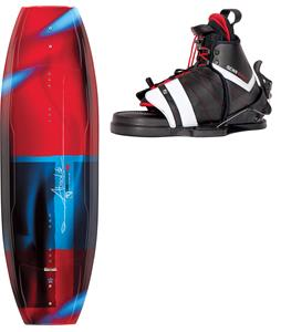 CWB Absolute Wakeboard 141 w/ Edge Bindings