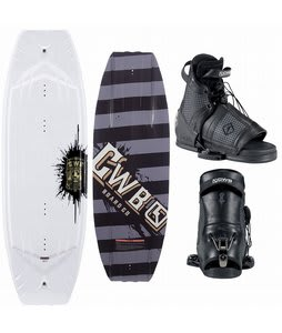 CWB Absolute Wakeboard 141 w/ Faction Binding 