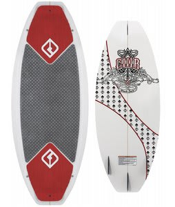 CWB Blackjack Wakesurfer 52in w/ Fins