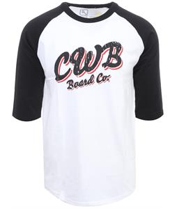 CWB Cooperstown T-Shirt Black