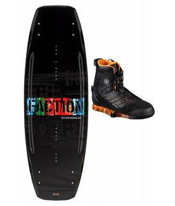 CWB Faction Wakeboard 144 w/ Faction Bindings