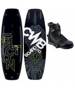 CWB Faction Wakeboard w/ Faction Bindings