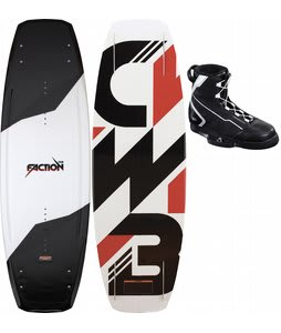 CWB Faction Wakeboard 144 w/ G6 Bindings