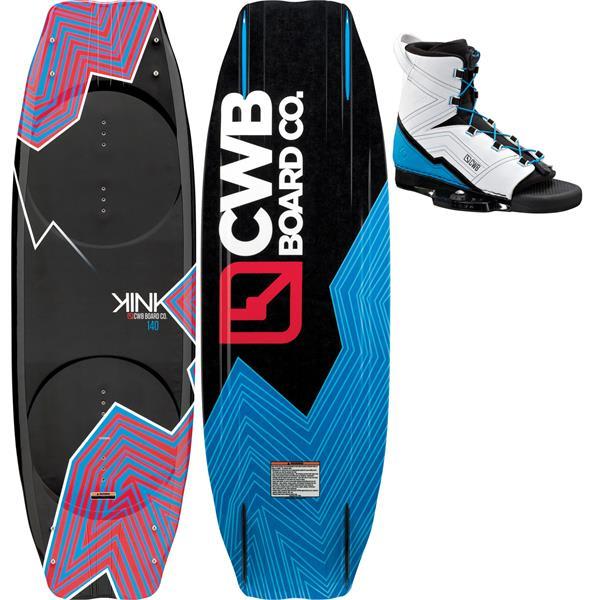 CWB Kink Wakeboard w/ Venza Bindings