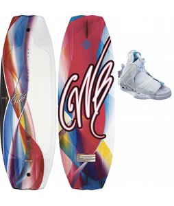 CWB Lotus Wakeboard 130 w/ Bliss Bindings