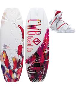 CWB Lotus Wakeboard 134 w/ Bliss Bindings