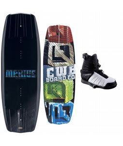 CWB Marius Wakeboard 134 w/ Answer Bindings