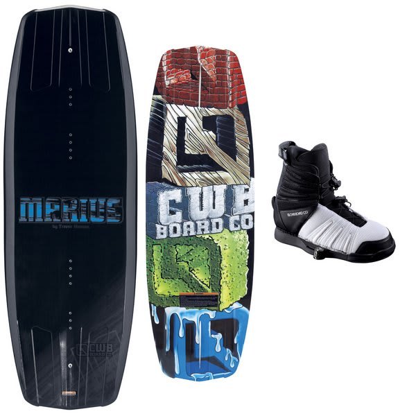 CWB Marius Wakeboard w/ Answer Bindings