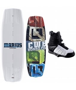 CWB Marius Wakeboard 140 w/ Answer Bindings