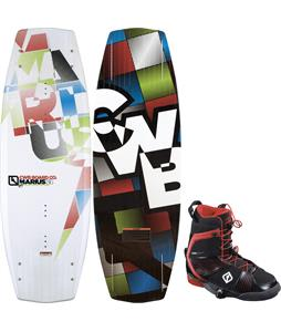 CWB Marius Wakeboard 136 w/ Marius Bindings