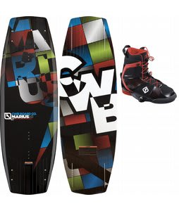 CWB Marius Wakeboard 141 w/ Marius Bindings