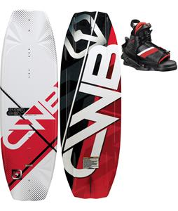 CWB Pure Wakeboard w/ Edge Bindings