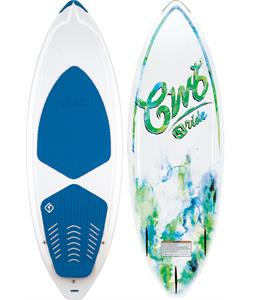 CWB Ride Package Wakesurfer 5ft 3in