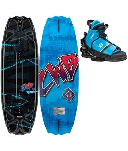 CWB Surge Wakeboard w/ Tyke Bindings One Size