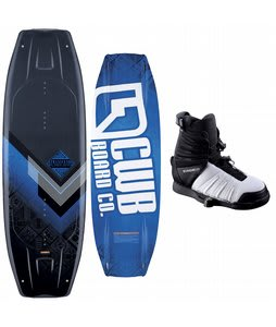 CWB Transcend Wakeboard 138 w/ Answer Bindings