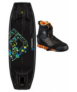 CWB Transcend Wakeboard 138 w/ Faction Bindings