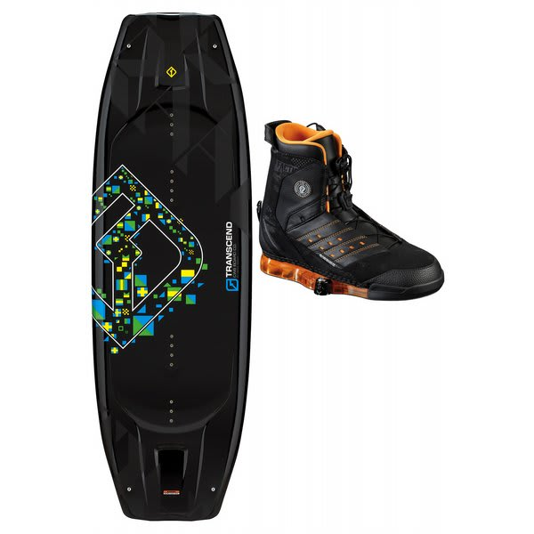 CWB Transcend Wakeboard w/ Faction Bindings