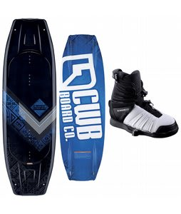 CWB Transcend Wakeboard 142 w/ Answer Bindings