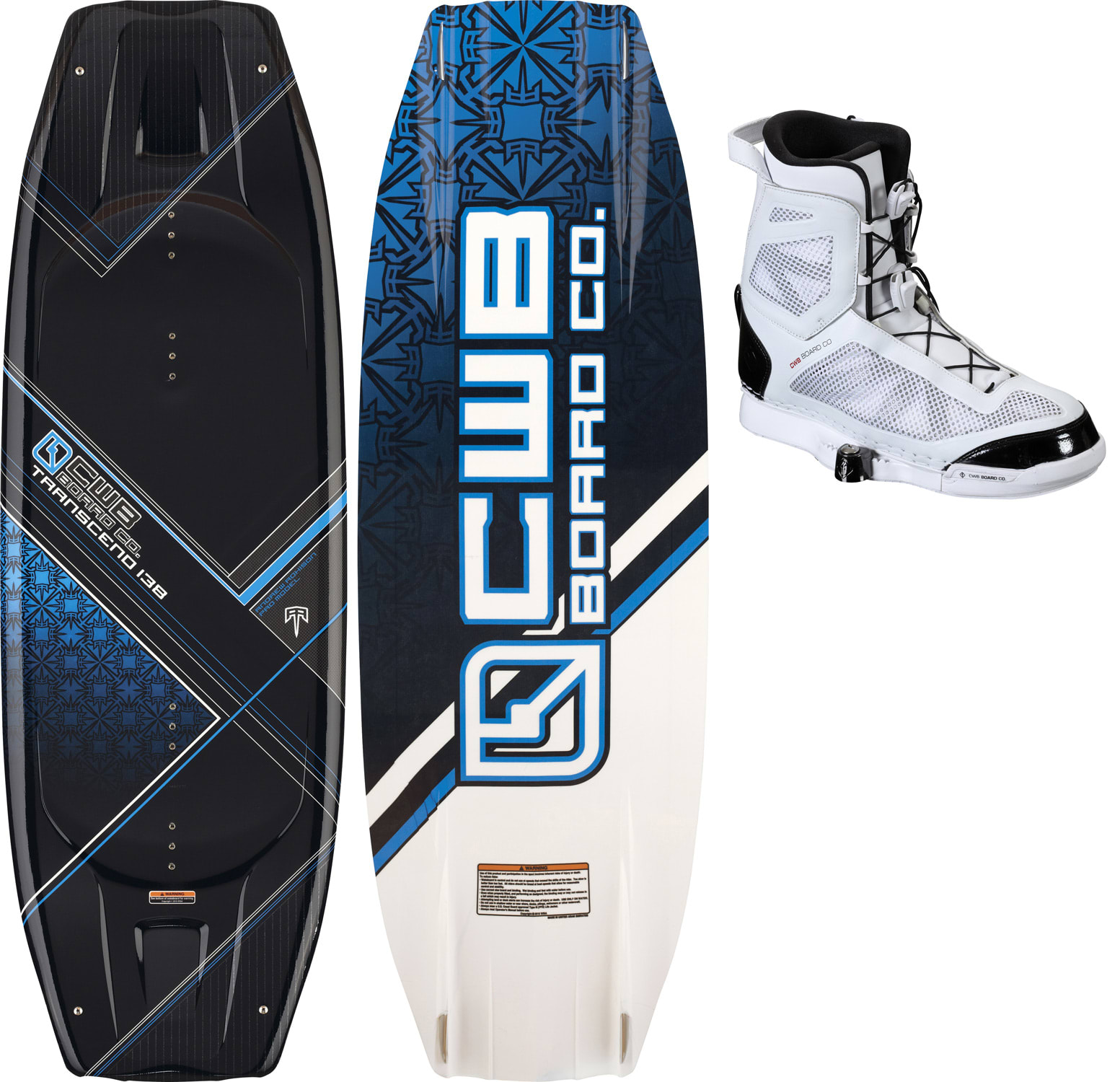 Shop for CWB Transcend Wakeboard 138 w/ Answer Bindings - Men's
