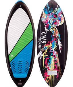 CWB Tsunami Wakesurfer 4ft 9in