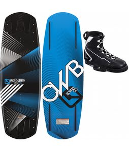 CWB Vibe Wakeboard 136 w/ G6 Bindings