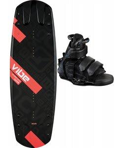 CWB Vibe Wakeboard 136 w/ Vapor Bindings