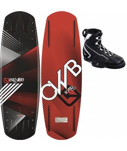 CWB Vibe Wakeboard 142 w/ G6 Bindings