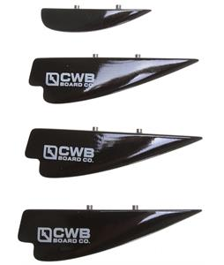 CWB Wakesurf Fins Package (4)