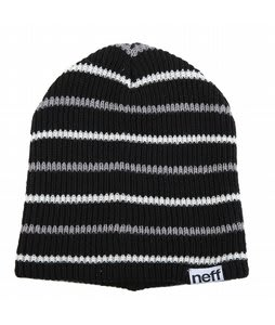 Neff Daily Multistripe Beanie Black